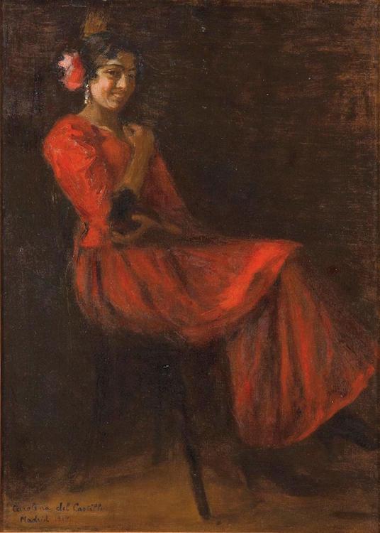 Carolina del Castillo