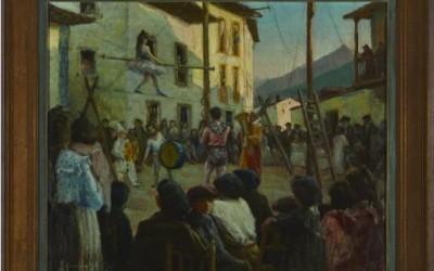 José Ramón Zaragoza a subasta en la Galería Waddington's de Toronto
